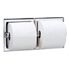 Bobrick Recessed Dual-Roll Toilet Tissue Dispensers - B-697 Bobrick Recessed Dual-Roll Toilet Tissue Dispensers - B-697