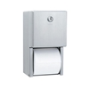 Bobrick ClassicSeries™ Surface-Mounted Multi-Roll Toilet Tissue Dispenser - Model 2888 Bobrick ClassicSeries™ Surface-Mounted Multi-Roll Toilet Tissue Dispenser - Model 2888