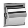 Bobrick Recessed Toilet Tissue Dispenser - B-669 Bobrick Recessed Toilet Tissue Dispenser - B-669
