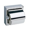 Bobrick Surface-Mounted Toilet Tissue Dispenser with Hood - B-6699 Bobrick Surface-Mounted Toilet Tissue Dispenser with Hood - B-6699
