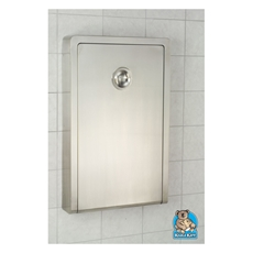 Stainless Steel Vertical Changing Station
